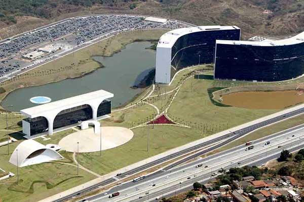 Cidade Administrativa de Minas Gerais (MG)