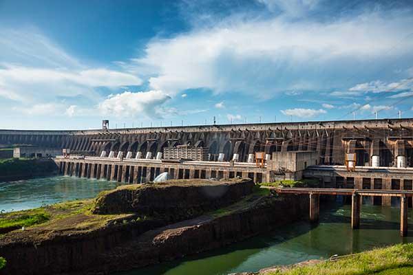 Usina Hidrelétrica de Itaipu (PR)