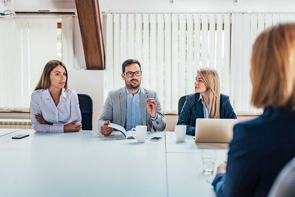 O que faz o setor de Recrutamento e Seleção?